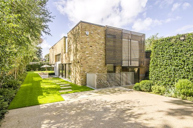 Thumbnail Detached house for sale in Dover Park Drive, London
