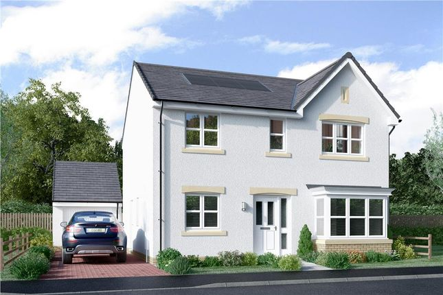"Thumbnail Detached house for sale in ""Grant"" at Dochart Grove, Glasgow"