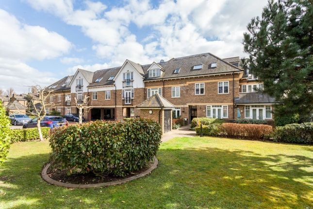 Thumbnail Block of flats to rent in Fusion Court, Kingston Vale, London