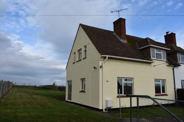 Thumbnail Semi-detached house for sale in Hillside, Manston, Sturminster Newton