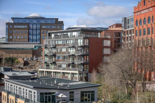 Thumbnail Flat for sale in Clavering Place, Newcastle Upon Tyne, Tyne And Wear