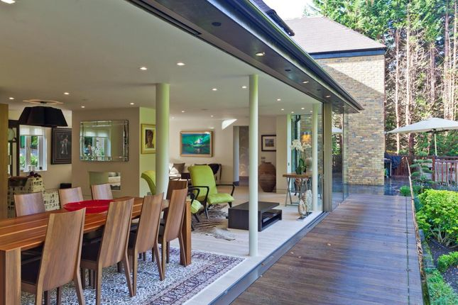 Thumbnail Detached house to rent in Beech Close, Cobham