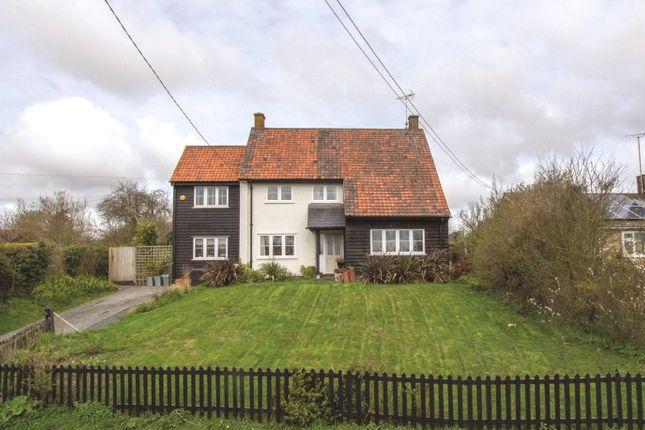 Thumbnail Detached house for sale in Bury Gardens, Elmdon, Nr Saffron Walden, Essex