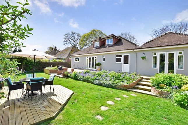 Thumbnail Detached house for sale in Nightingale Lane, Storrington, West Sussex