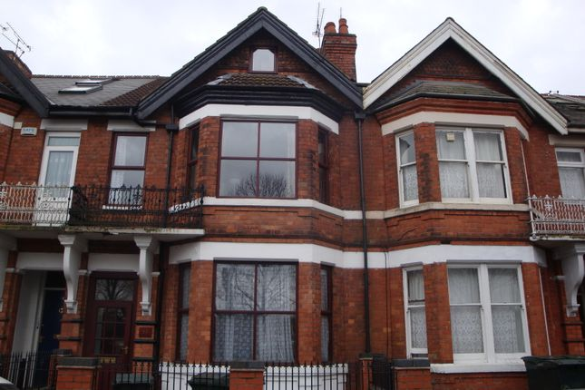 Thumbnail Terraced house to rent in Albany Road, Earlsdon, Coventry