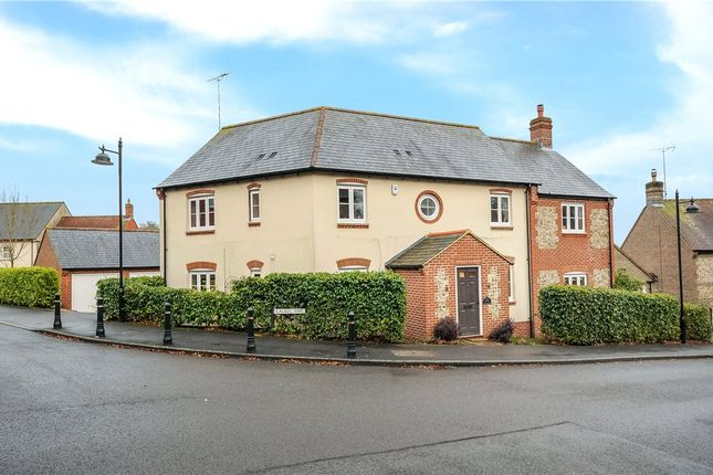 Thumbnail Detached house for sale in Birch Way, Charlton Down, Dorchester, Dorset