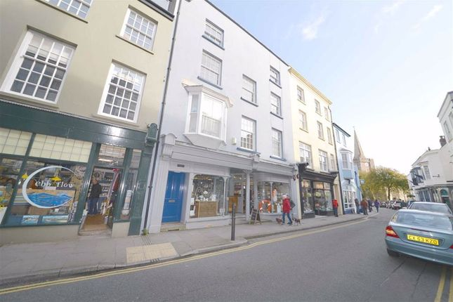 Property for sale in Wellington House, 22, High Street, Tenby, Dyfed
