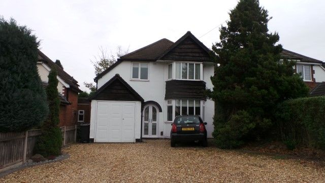 Thumbnail Detached house for sale in Westwood Road, Sutton Coldfield