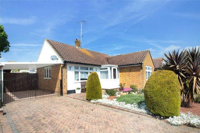 Thumbnail Detached bungalow for sale in Esher Drive, Littlehampton