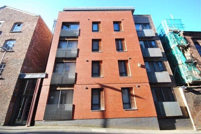 External of Krupa Building, Sharp Street, Manchester M4