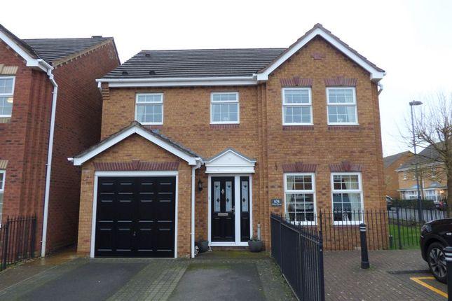 Thumbnail Detached house for sale in Jellicoe Avenue, Stoke Park, Bristol