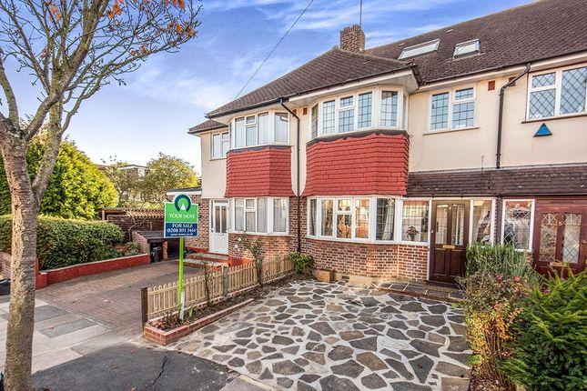 Thumbnail Terraced house for sale in Dorset Way, Twickenham
