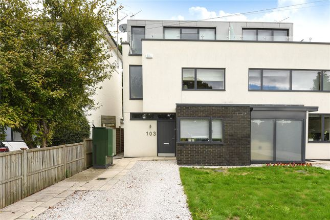 Thumbnail Semi-detached house for sale in Park Avenue, Ruislip, Middlesex