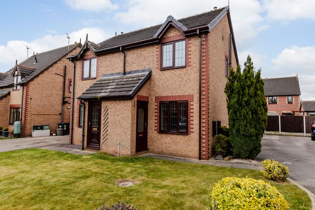 Thumbnail Semi-detached house for sale in Edencroft Drive, Doncaster