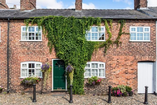 Thumbnail Terraced house for sale in Midnight Cottage, Well Bank, Sandbach