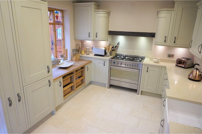 Kitchen of Whirley Road, Macclesfield SK10