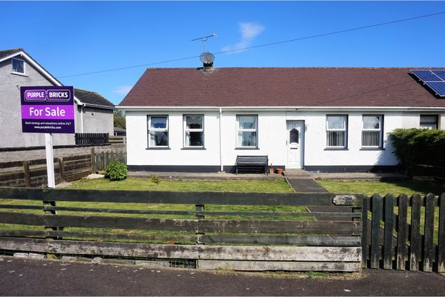 Thumbnail Bungalow for sale in Drumadragh, Coleraine