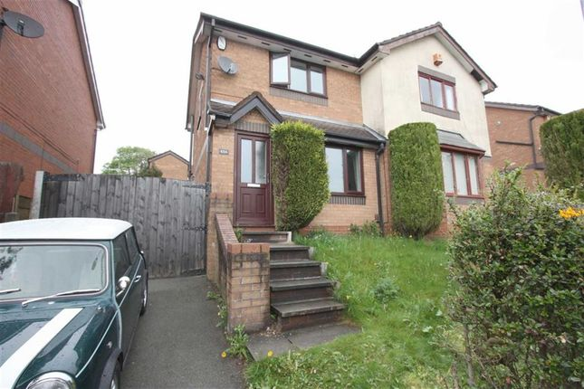 Thumbnail Semi-detached house to rent in Burnmoor Road, Breightmet, Bolton