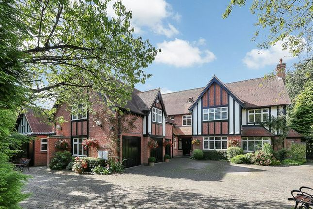 Thumbnail Detached house for sale in The Woodwards, New Balderton, Newark