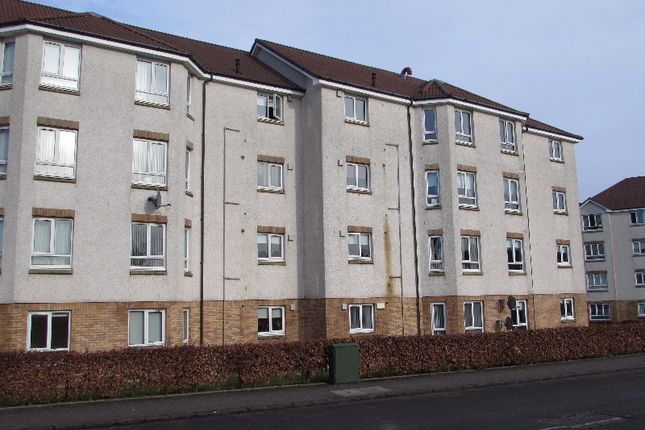 Thumbnail Flat to rent in Burte Court, Bellshill, North Lanarkshire