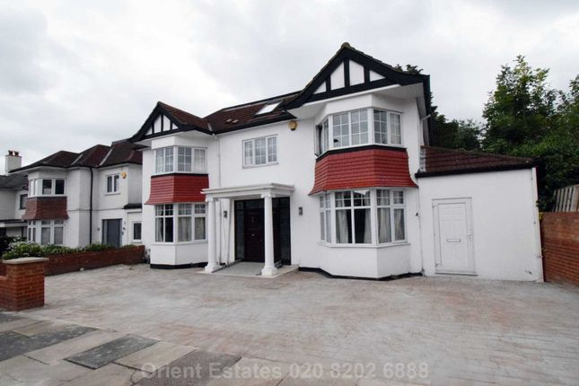 Thumbnail Detached house to rent in Eillot Road, Hendon