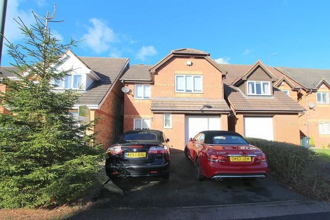 Thumbnail Detached house for sale in Scholars Walk, Rushall, Walsall