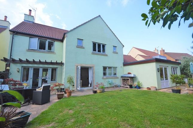 Thumbnail Detached house for sale in Cappards Road, Bishop Sutton, Bristol