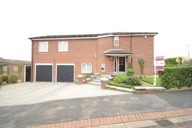 Thumbnail Detached house for sale in Dalton Heights, Dalton-Le-Dale, Seaham