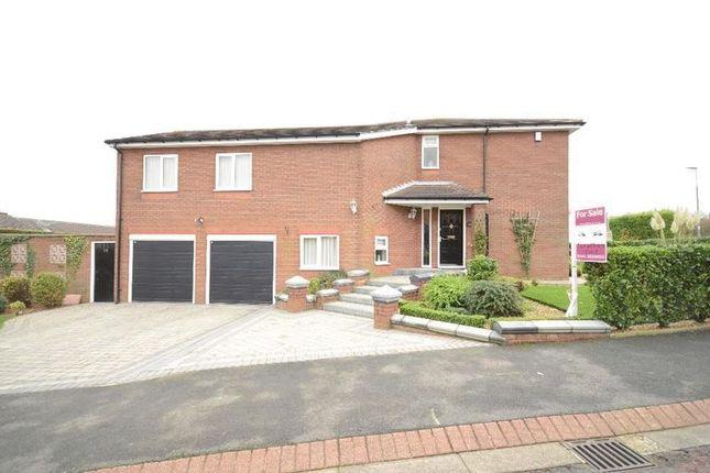 Thumbnail Detached house for sale in Dalton Heights, Dalton-Le-Dale, Seaham