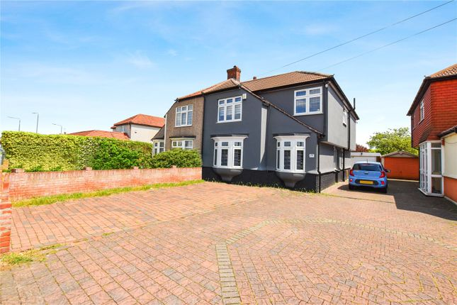 Thumbnail Semi-detached house for sale in Belvedere Road, Bexleyheath, Kent