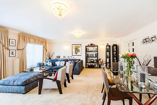 Thumbnail Flat for sale in Stuart House, 46 Windsor Way, London