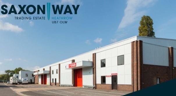 Thumbnail Light industrial to let in Saxon Way, Harmondsworth, West Drayton