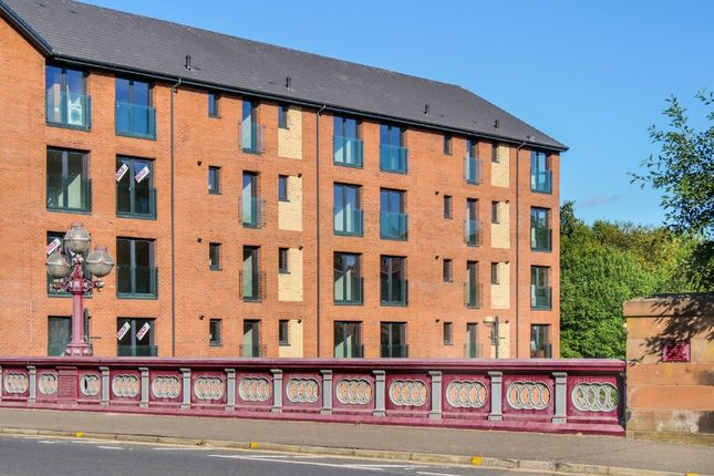 Thumbnail Flat for sale in 2/1 2, Christie Lane, Paisley, Renfrewshire