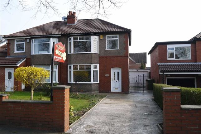 Thumbnail Semi-detached house to rent in Park Road, Westhoughton, Bolton