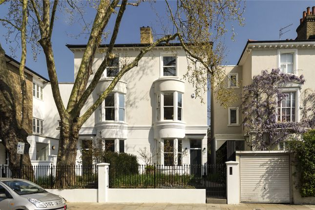 Thumbnail Semi-detached house for sale in Westbourne Park Road, Notting Hill, London