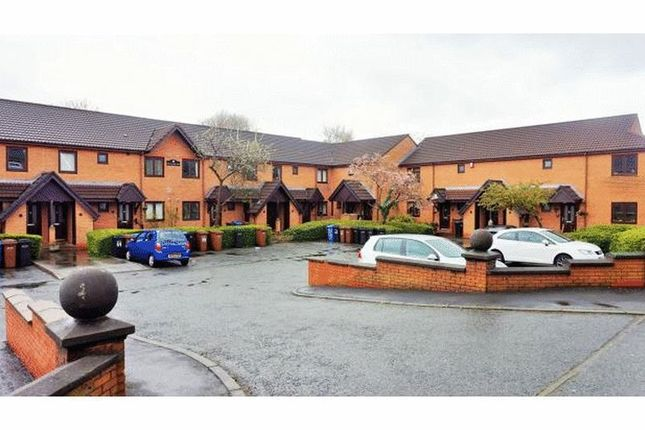 Thumbnail Flat for sale in Mill Lane, Woodley, Stockport