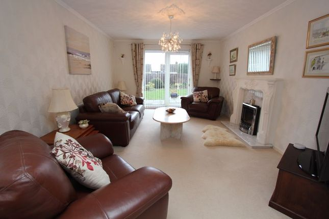 Living Room of Nurston Close, Rhoose, Barry CF62