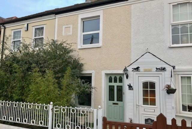 Thumbnail Terraced house for sale in Sutton Common Road, Sutton