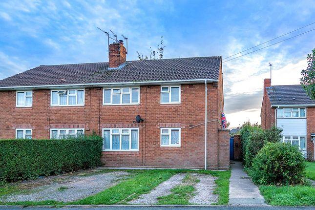 Thumbnail Flat for sale in Merrick Road, Wolverhampton