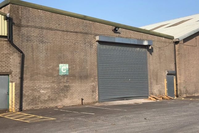 Thumbnail Industrial to let in Mainline Industrial Estate, Unit C With Ff Offices, Milnthorpe