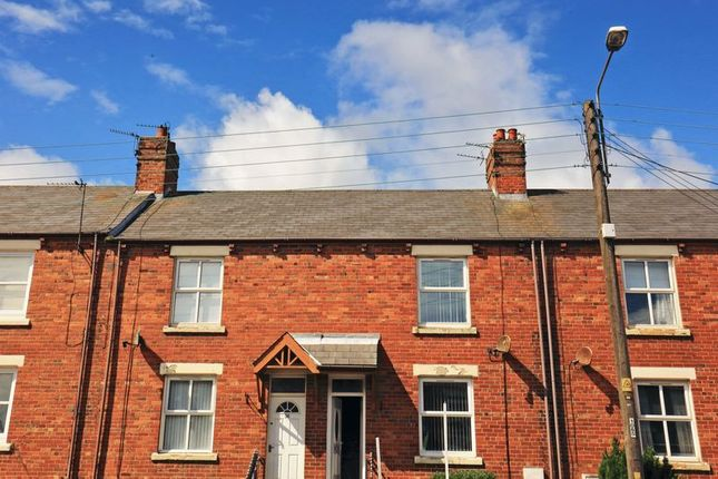 Thumbnail Terraced house for sale in Station Road, Peterlee, Durham