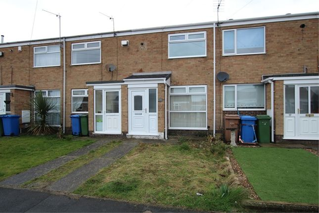 Thumbnail Terraced house to rent in St Marys Drive, Hedon, East Riding Of Yorkshire