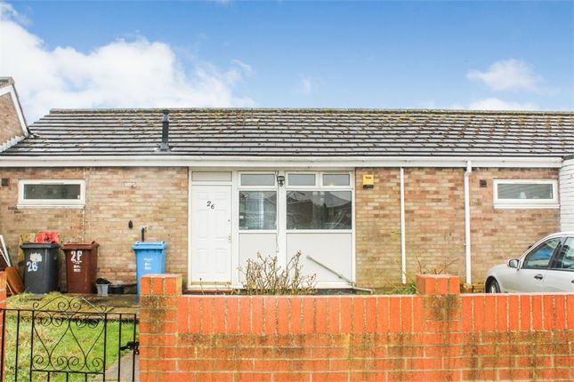 Thumbnail Link-detached house for sale in Cookbury Close, Bransholme, Hull, East Riding Of Yorkshire