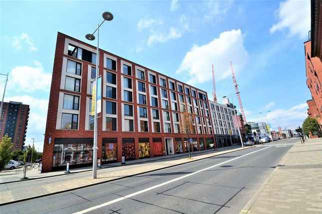 Thumbnail Property to rent in Chapel Street, Salford