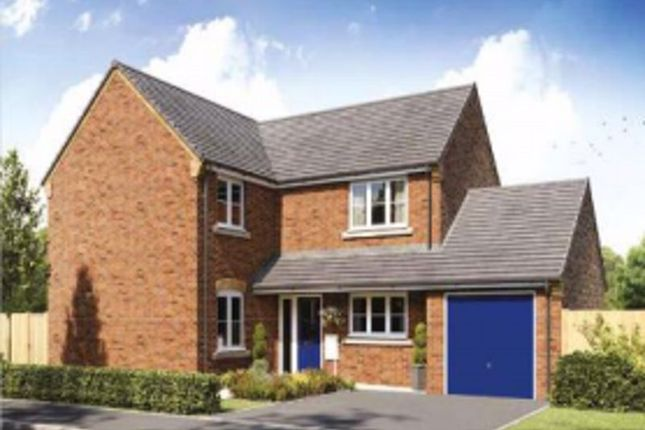 Thumbnail Detached house for sale in The Tattershall, Whittlesey Green, Eastrea Rd, Whittlesey