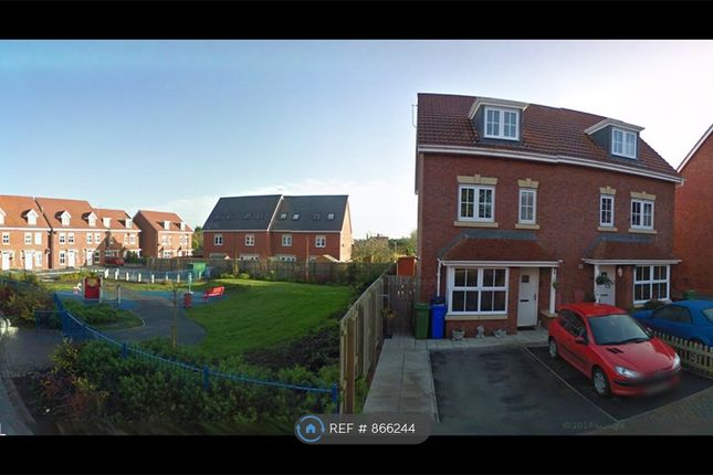 Thumbnail Semi-detached house to rent in Cooks Gardens, Keyingham, Hull