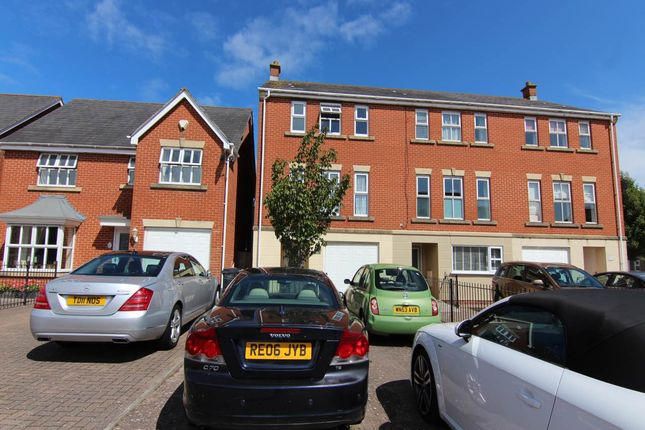 Thumbnail Property to rent in The Seven Acres, Weston Village, Weston-Super-Mare