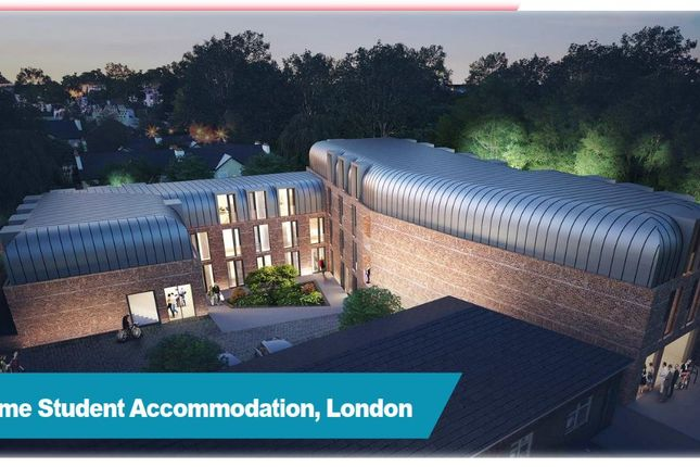 Thumbnail Block of flats for sale in Popes Lane, Ealing