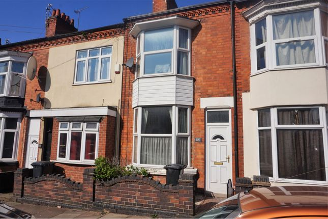 The Property of Wilberforce Road, Leicester LE3