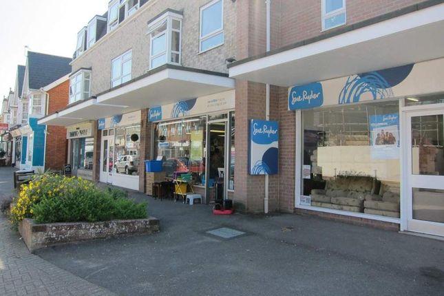 Thumbnail Retail premises for sale in 239 - 245A Lymington Road, Christchurch